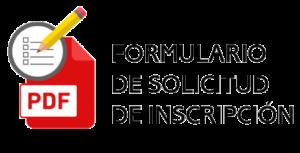 FORMULARIO DE SOLICITUD DE INSCRIPCIÓN (PDF)