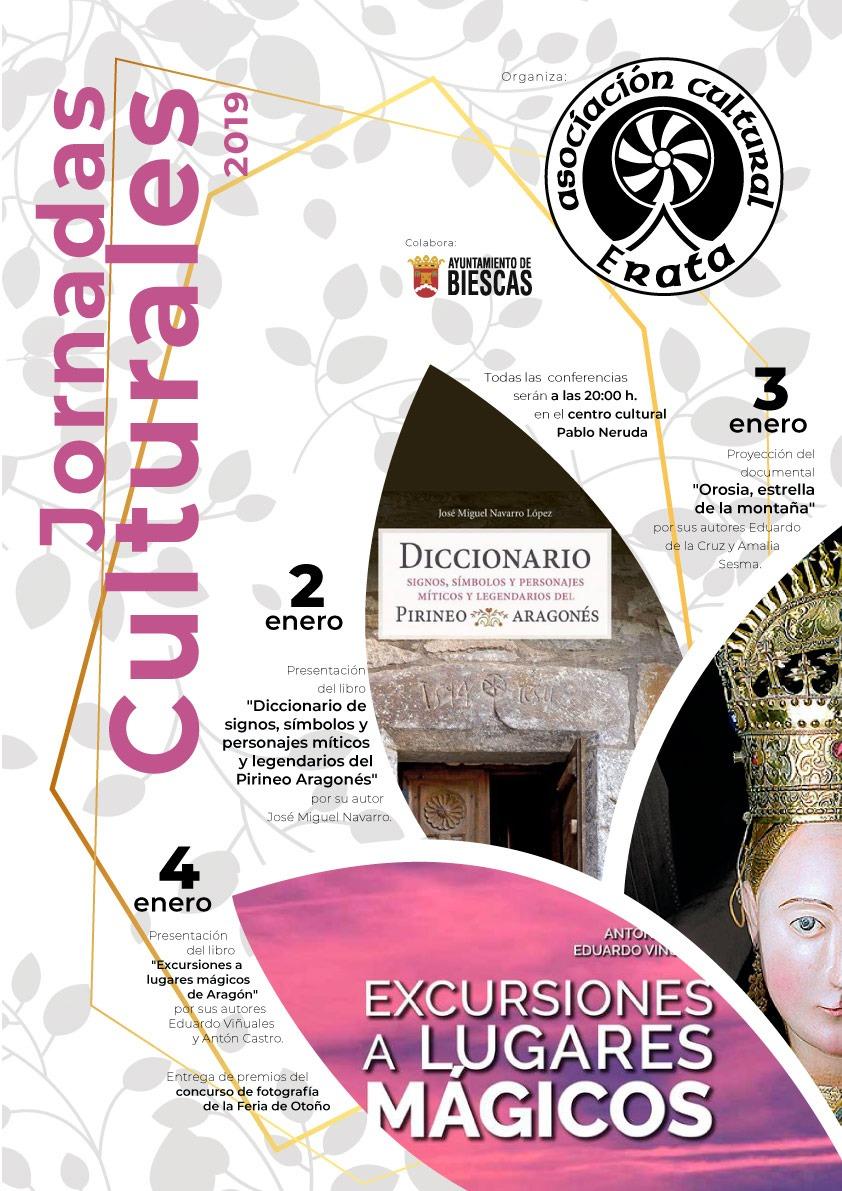 Jornadas Culturales Erata 2018.